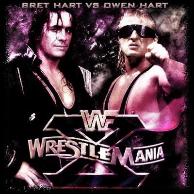 Owen Hart And Bret Hart Royal rumble saw bret hart