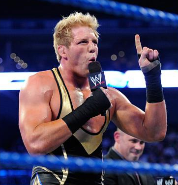 Jack Swagger World Heavyweight Champion
