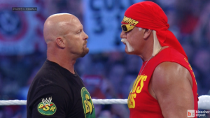 Hulk Hogan Stone Cold Steve Austin