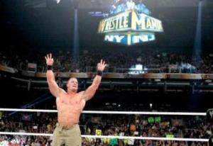 The IWC has been less than pleased with Cena's Rumble win.