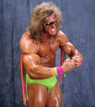 Image result for ultimate warrior 80s