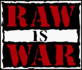 Raw Is War Logo (1998)