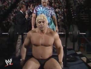 Dino Bravo image courtesy of http://allprowrestlingreviews.blogspot.co.uk/2012/10/event-review-wwf-wwe-royal-rumble-1988.html