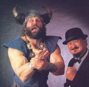 The Berzerker & Mr Fuji