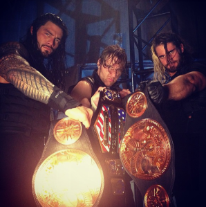 The Shield when in possession of more gold (image courtesy of BleacherReport)