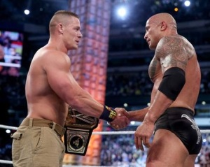 The Champ is here but who is the logical next man after Cena to hold the belt?