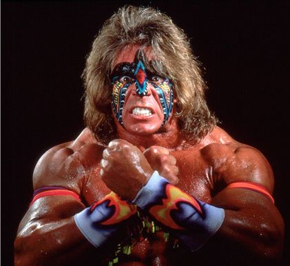 ultimate warrior paint logo