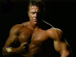Brakus WWE WWF