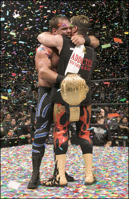 Chris Benoit Ring Gear