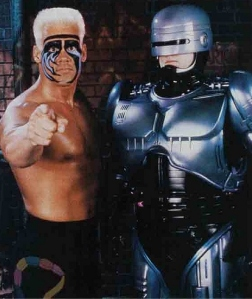 Robocop Sting WCW Capital Combat