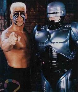 Robocop Sting WCW Capital Combat