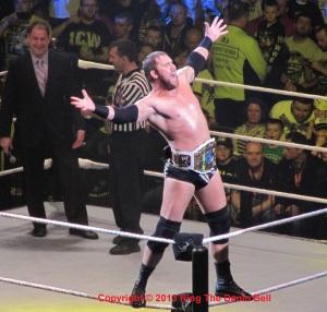 Curtis Axel WWE