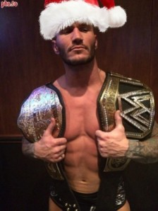 (Image courtesy of www.cagesideseats.com although I added the Santa hat)