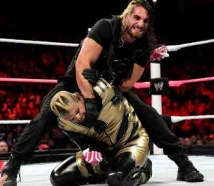 Rollins, a former NXT Champion, is perhaps the member to have made the least impact so far (Image courtesy of http://dailywrestlingnews.com/)