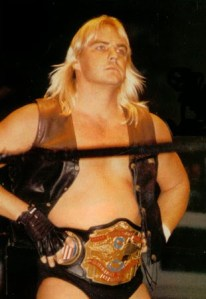 Windham as NWA United States Champion. Much of his success came in the NWA & WCW but he struggled to replicate that in the WWE (Image courtesy of tapemachinesarerolling.blogspot.com)