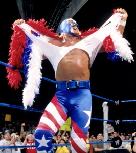 Hulk Hogan Mr America WWE