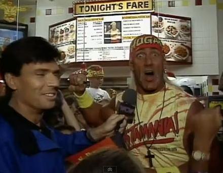Hulk Hogan S Pastamania Restaurant