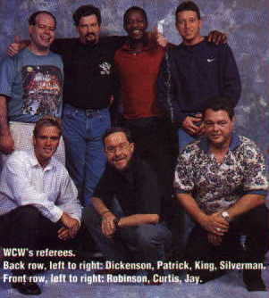 A Tragic Tale The Wcw Referees Ring The Damn Bell