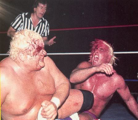 The B Word: Did Pro Wrestling's Blood Dry Up? | Ring the Damn Bell