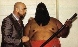 Gary Hart & Abdullah the Butcher