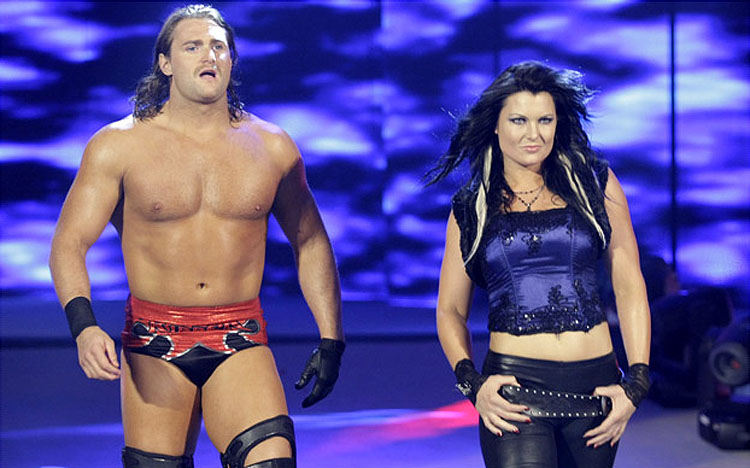 Paul Burchill And Katie Lea Debuted Together As Brother And Sister For The Wwe In 2008 The Initial Idea Was To Have The Duo Become Romantically And