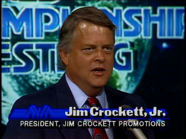 Jim Crockett Net Worth