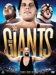 WWE Presents: True Giants DVD