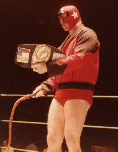 Masked Outlaw Dory Funk Jr Mid-Atlantic belt