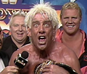 Ric Flair 1992 Royal Rumble