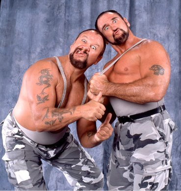 The Bushwhackers: A Career Retrospective | Ring the Damn Bell