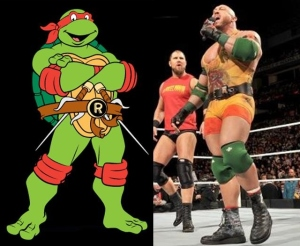 Teenage Mutant Ninja Ryback