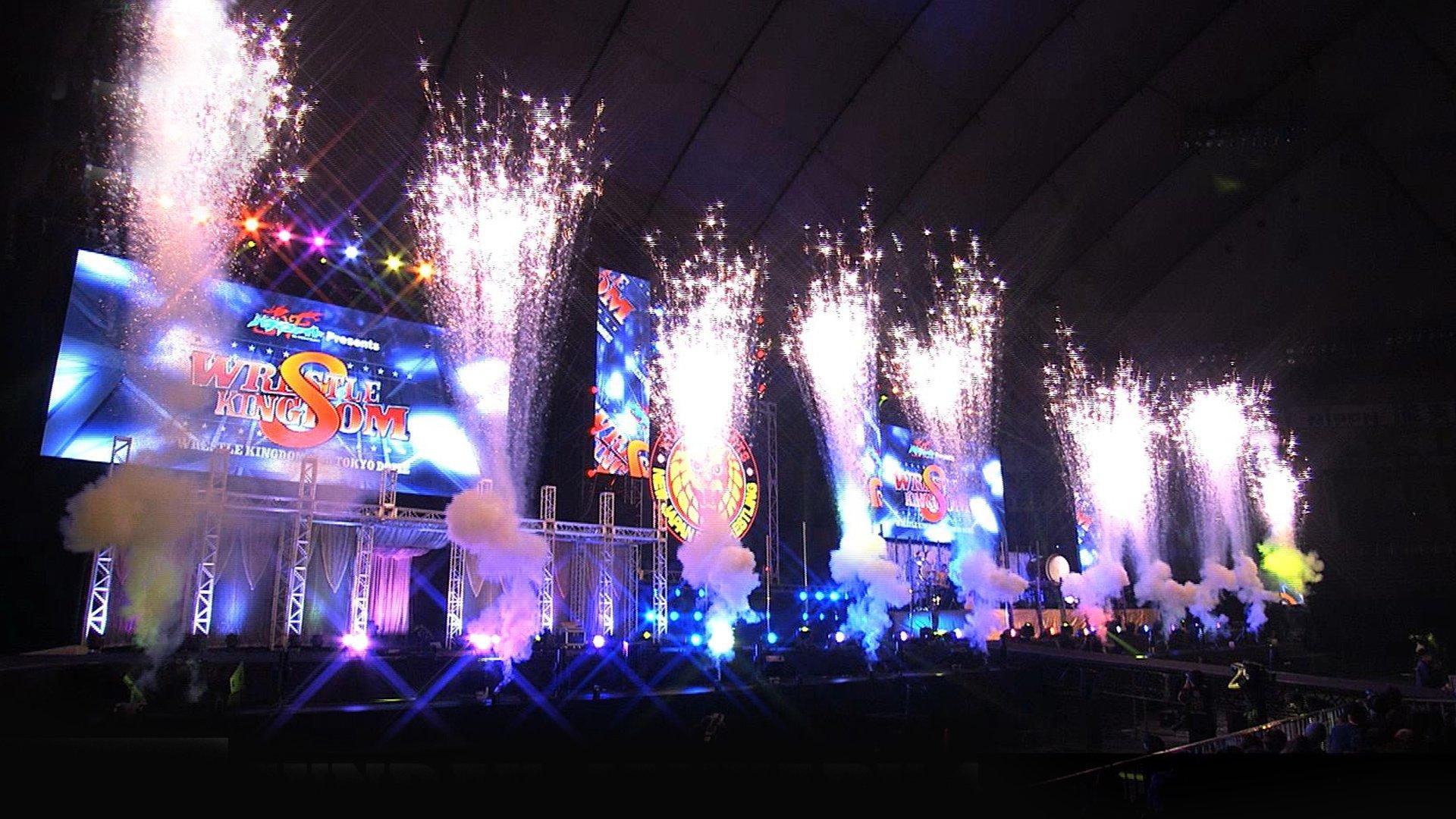 Image result for Tokyo Dome Wrestle Kingdom
