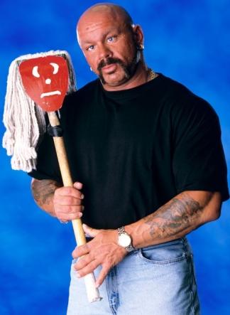Moppy WWE