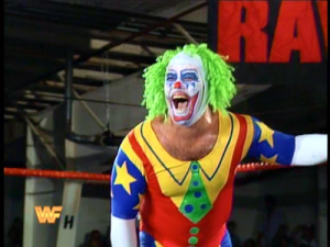 5325 - Raw doink_the_clown laughing wwf