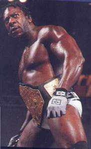 Booker T - the obvious choice for the 'new' WCW