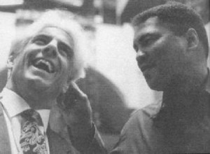Ric Flair with Muhammad Ali