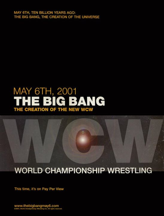 The Big Bang Theory: The PPV That Didn't Create a New WCW