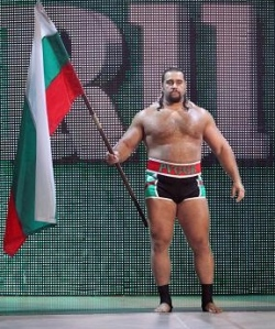 ... and to cap off a shit week for Rusev, he's lost his medal
