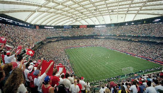 Pontiac Silverdome World Cup 94