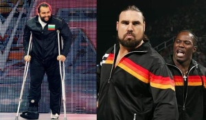 Rusev's tracksuit is better...