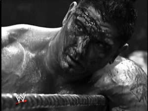 blood wwe