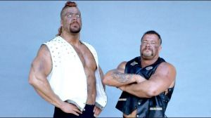 The Master Blasters WCW