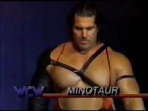 minotaur WCW