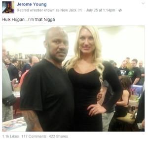 New Jack Hulk Hogan