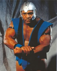 After debuting as the gladiatorial Farooq Asad, few would have expected Ron Simmons to be such an important player less than two years later.