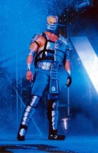Glacier WCW