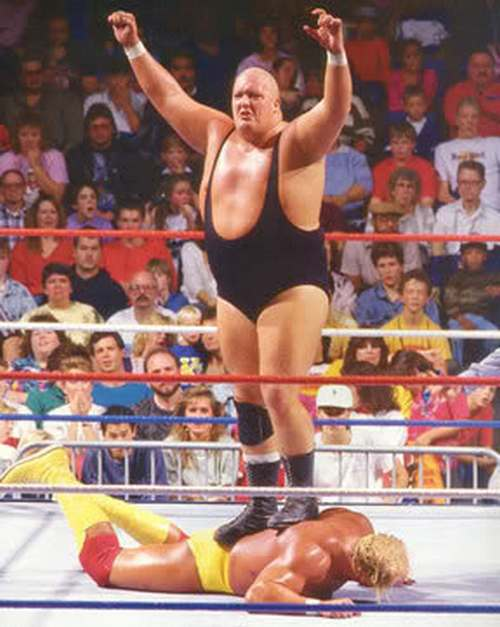King kong bundy midget