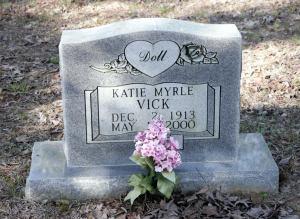 Katie Vick