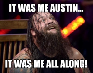Bray Wyatt Higher Power