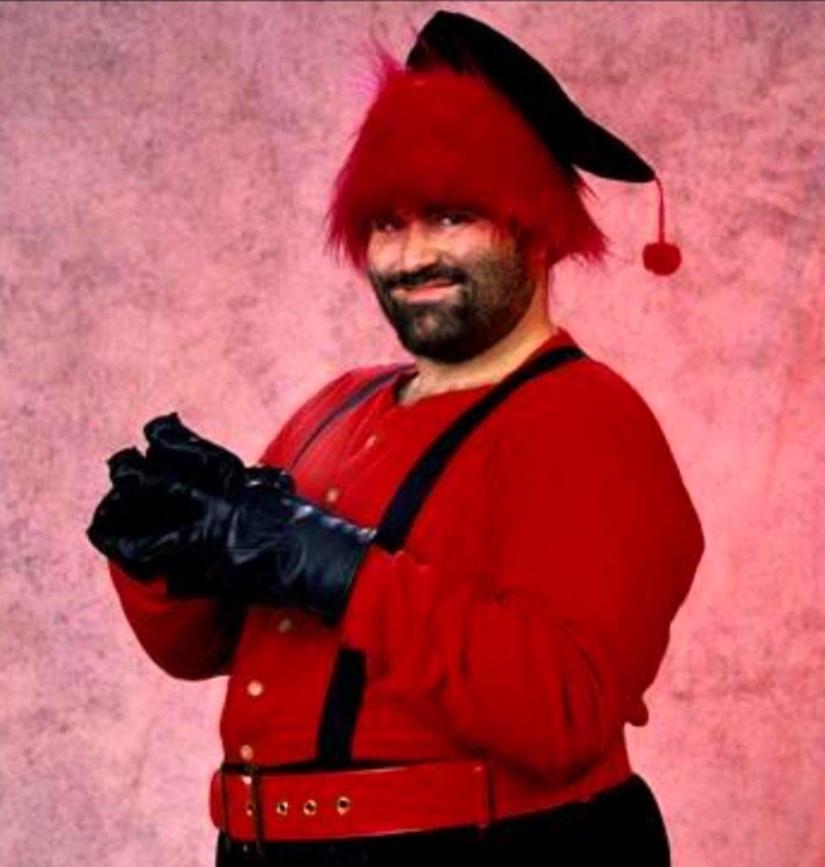 Icons of Wrestling #27 – Xanta Klaus | Ring the Damn Bell